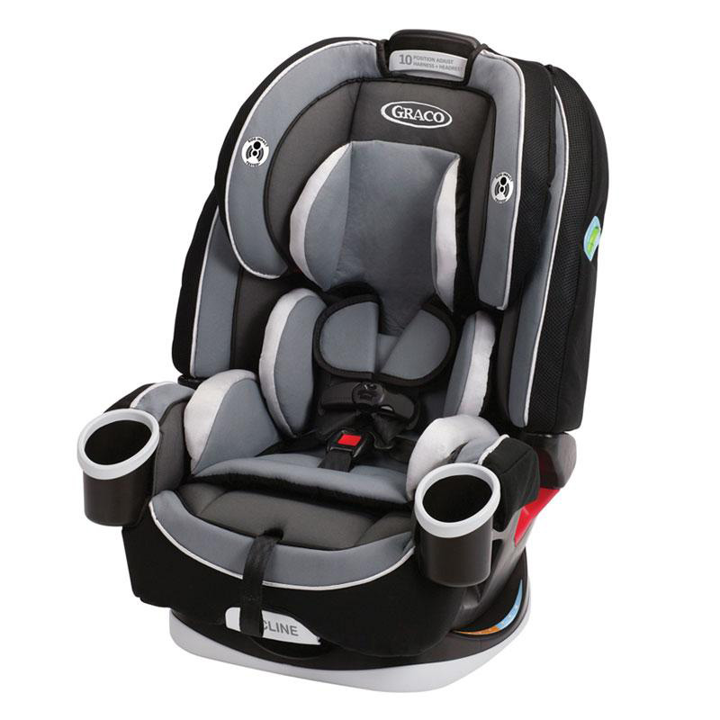 Автокресло Graco 4Ever All-in-1 Cameron (8AH00CNM) отзывы