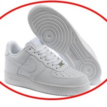 "Кроссовки Nike Air Force 1 Low ""White"" Арт. 0135"